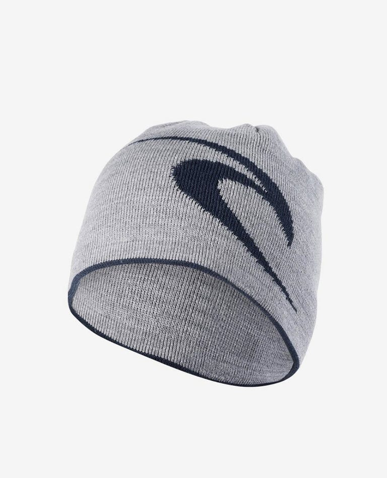 Reversible Beanie in Navy