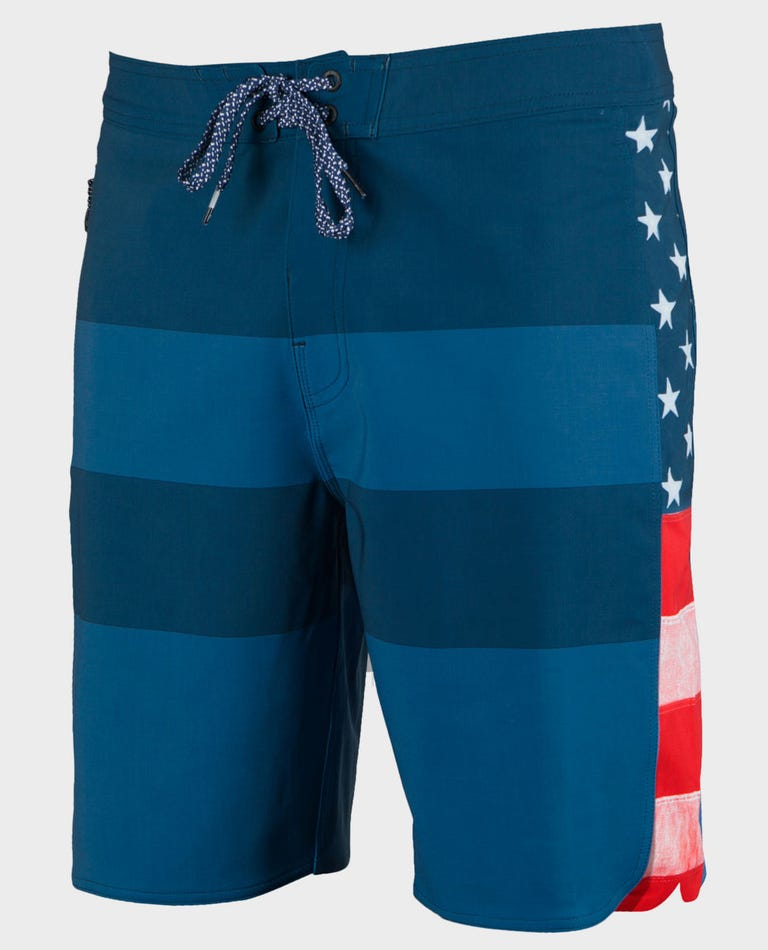 Mirage 321 Stateside 20 Boardshorts in Navy
