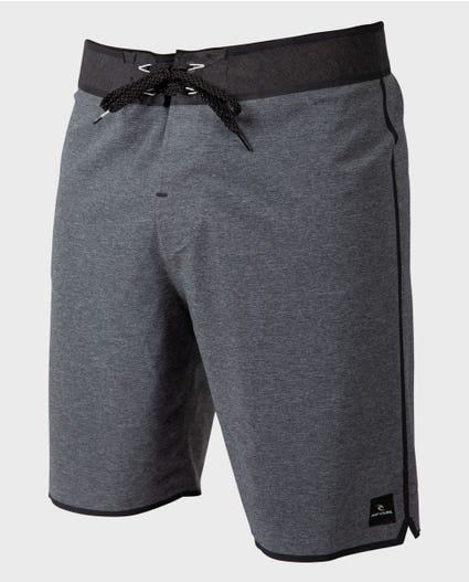 Mirage Tidal Ultimate 19 Boardshorts in Black