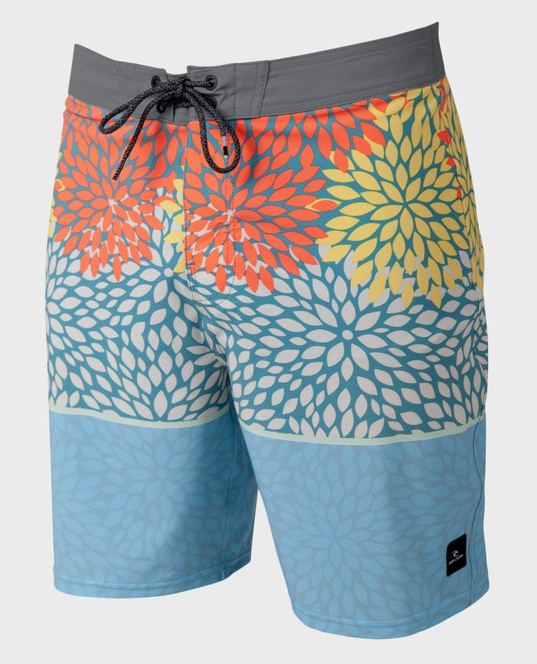 Mirage Panga 19 Boardshorts in Green