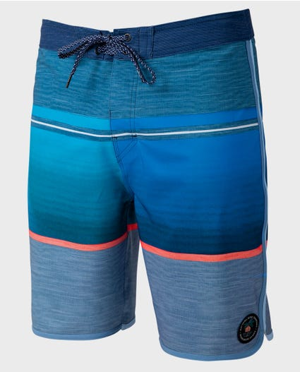 Mirage Sessions 20 Boardshorts in Blue
