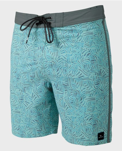 Mirage Windward 18 Boardshorts in Blue