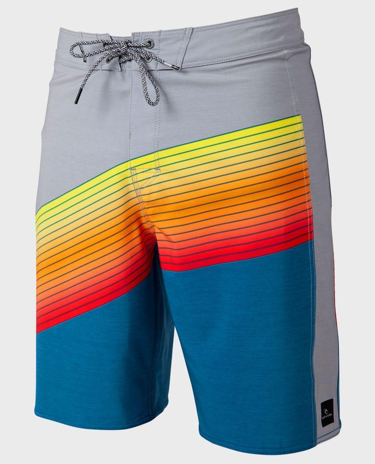 Mirage Invert 20 Boardshorts in Grey