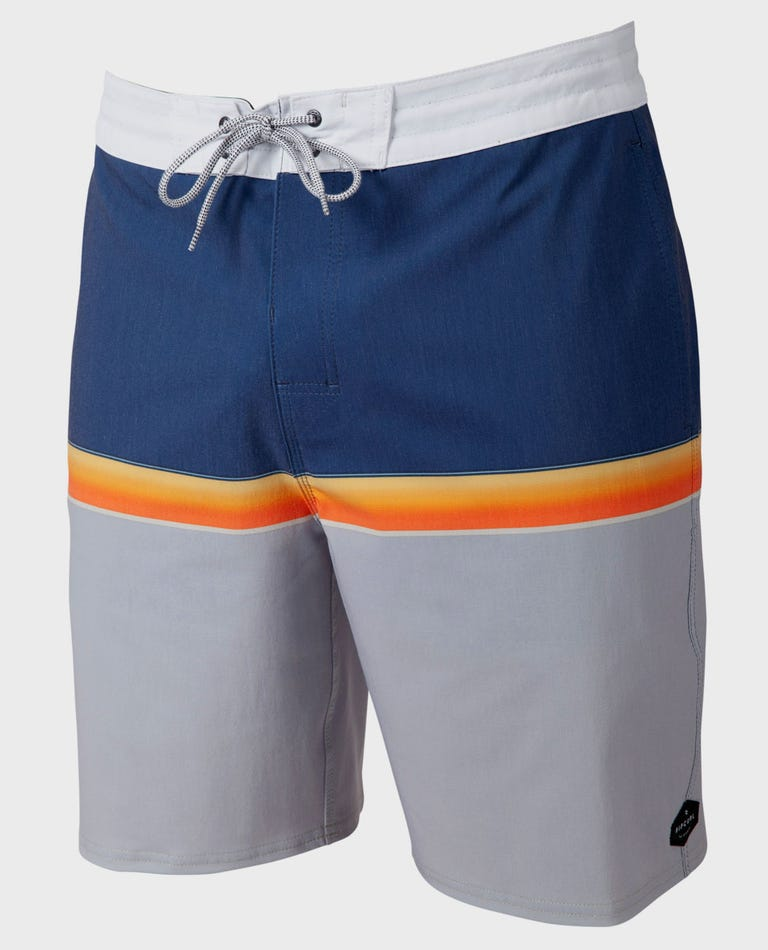 Rapture Lay Day 19 Boardshorts in Navy