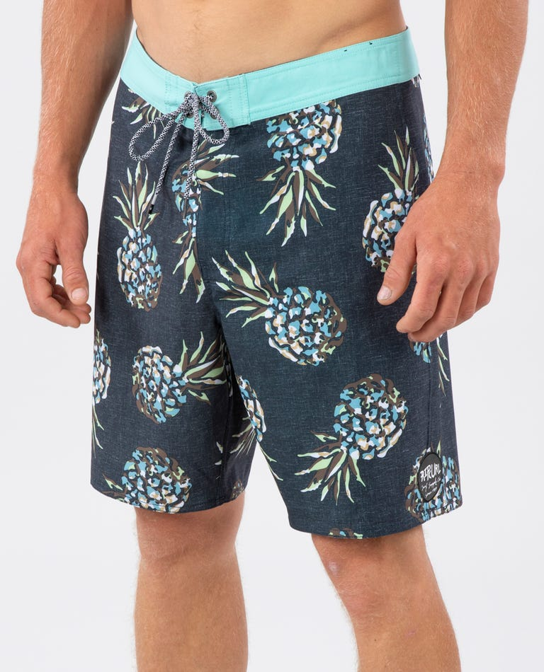 Mirage Caicos Boardshorts in Black