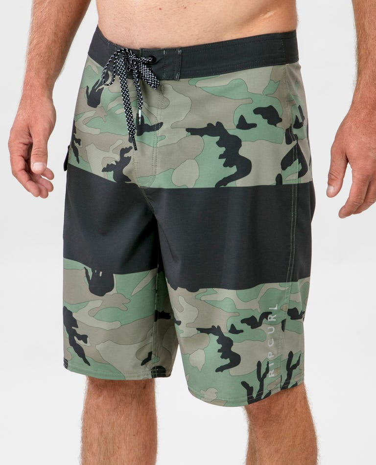 Trade Winds Layday Boardshorts in Camo