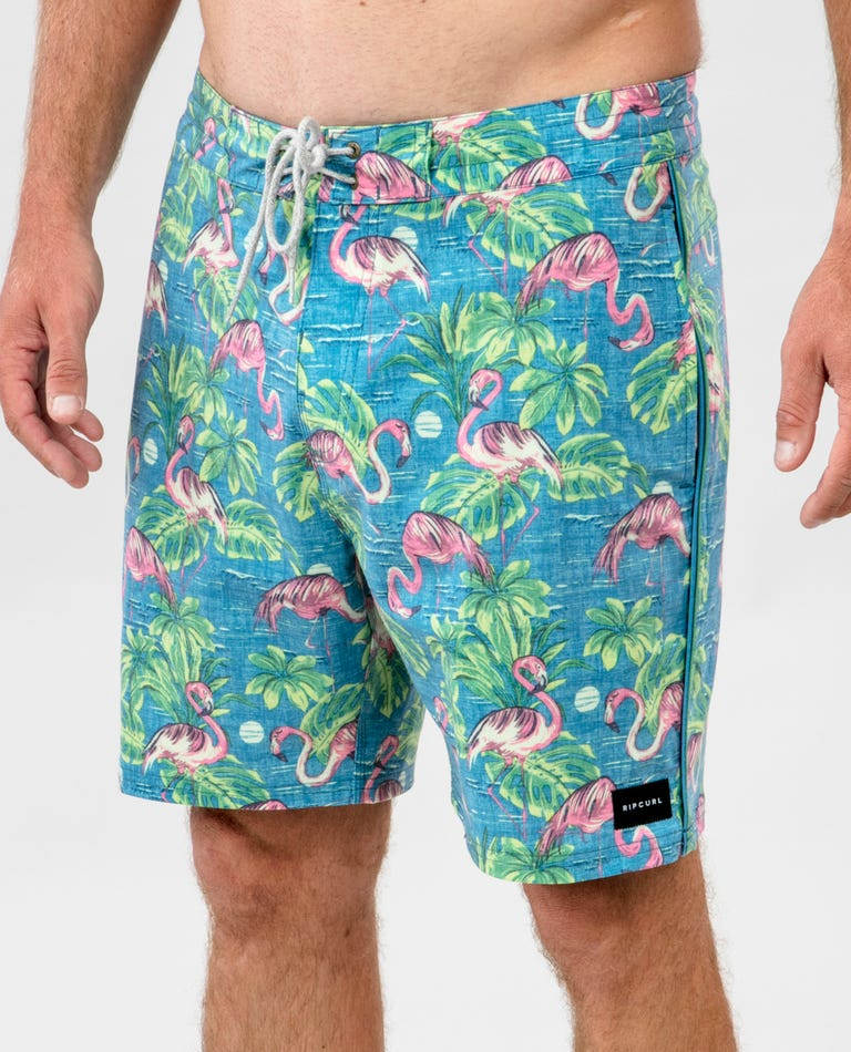 Acapulco Layday Boardshorts in Blue