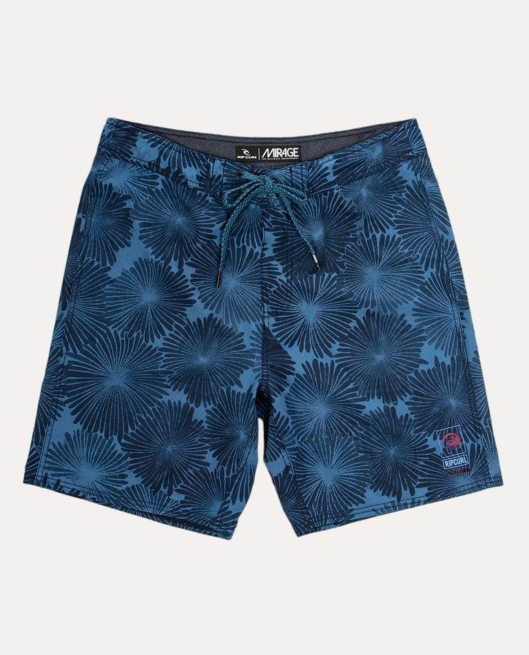 Mirage Air Japan Boardshorts in Navy