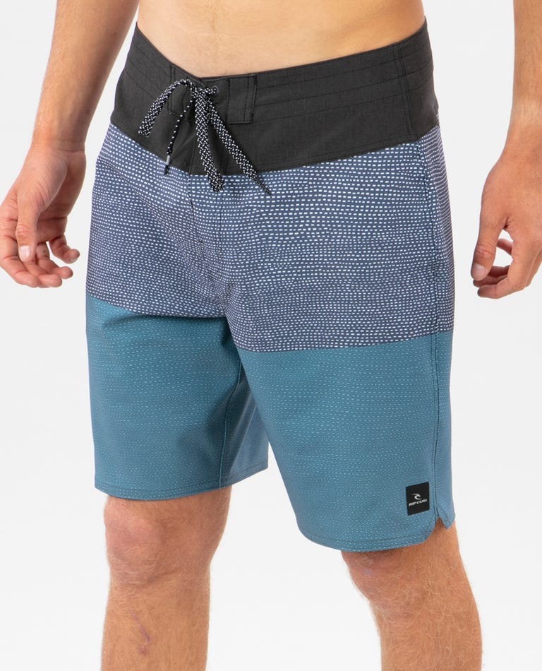 Mirage Sections 19 Boardshorts in Navy