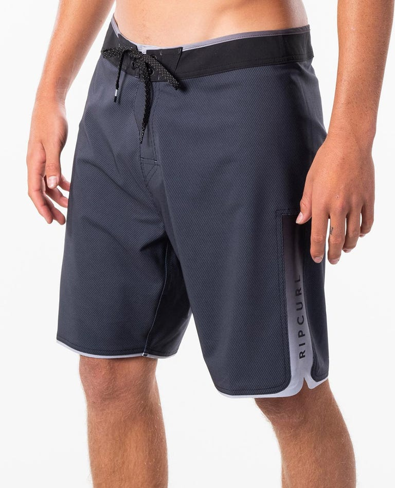 Mirage Surge 2.0 19 Boardshorts in Washed Black