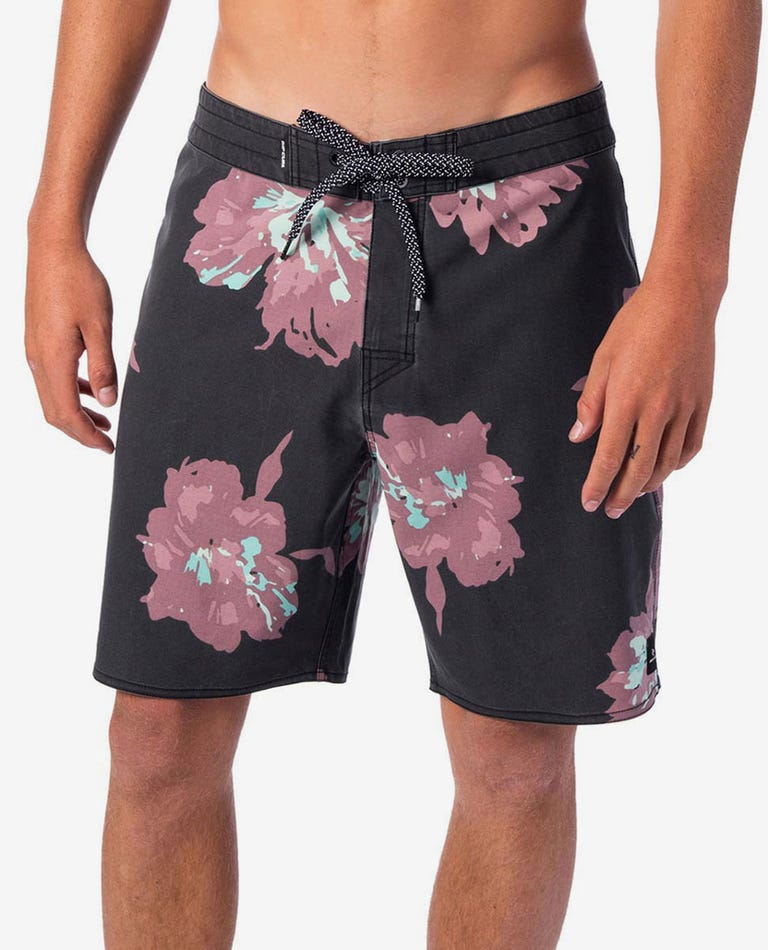Mirage Conner Flyer 19 Boardshorts in Black