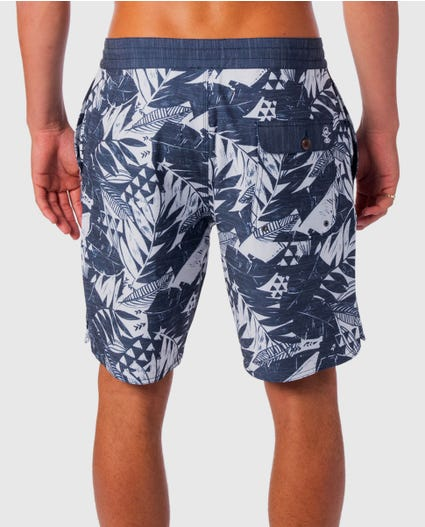 Highway Lay Day 19 Boardshorts in Indigo
