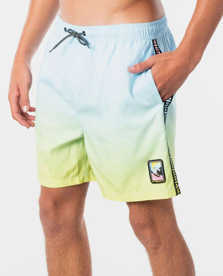 Native 17 Volley Boardshort in Blue