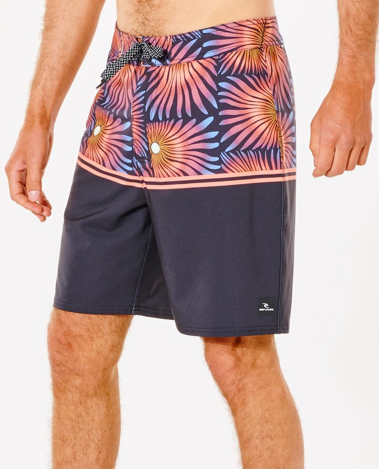 Mirage Combined 2.0 Boardshorts in Black
