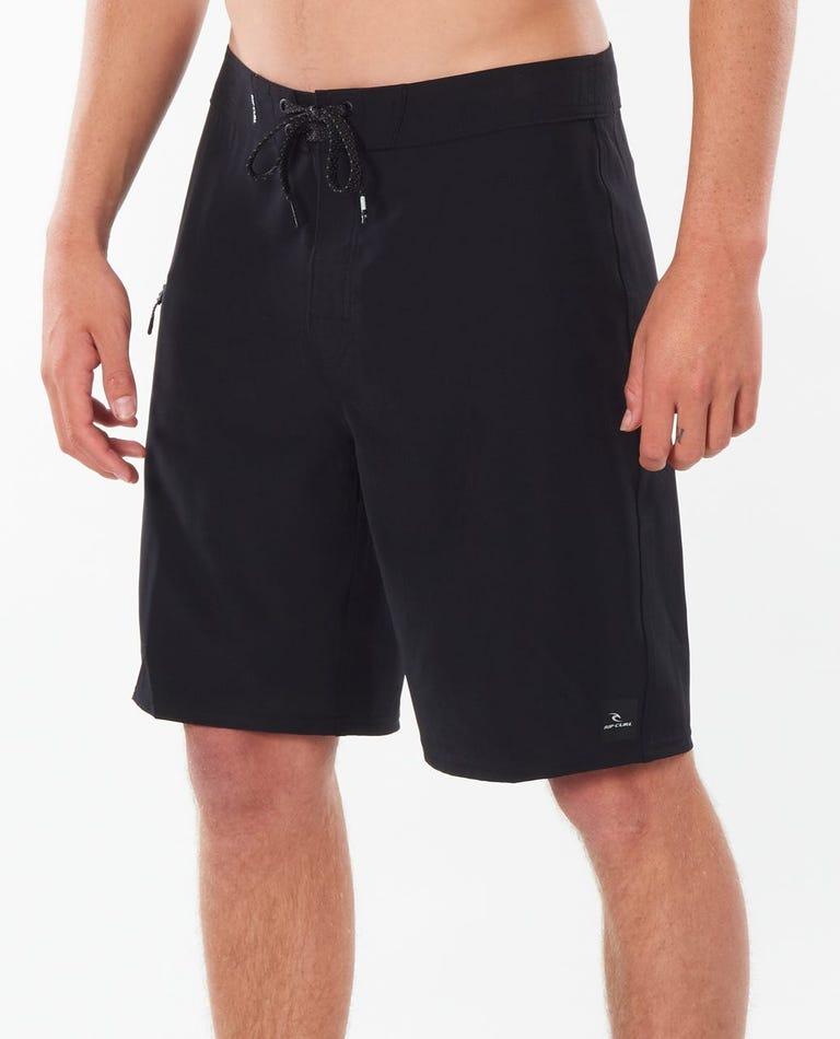 Mirage Core 20 Boardshorts in Black