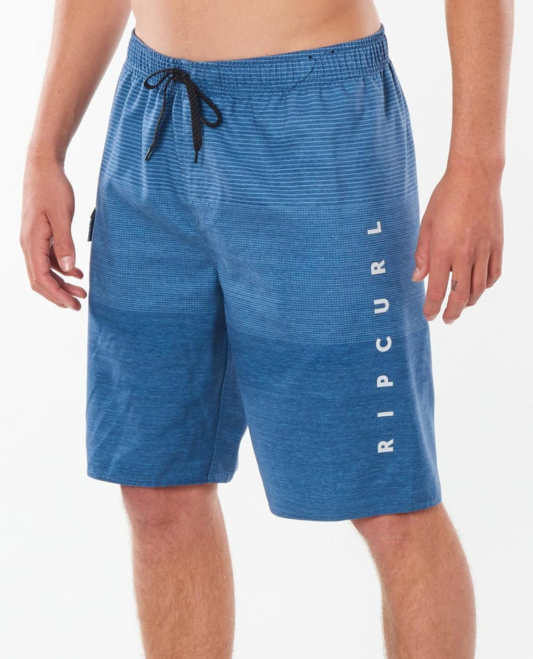 Shock E/Fit 21 Classic Boardshort in Blue