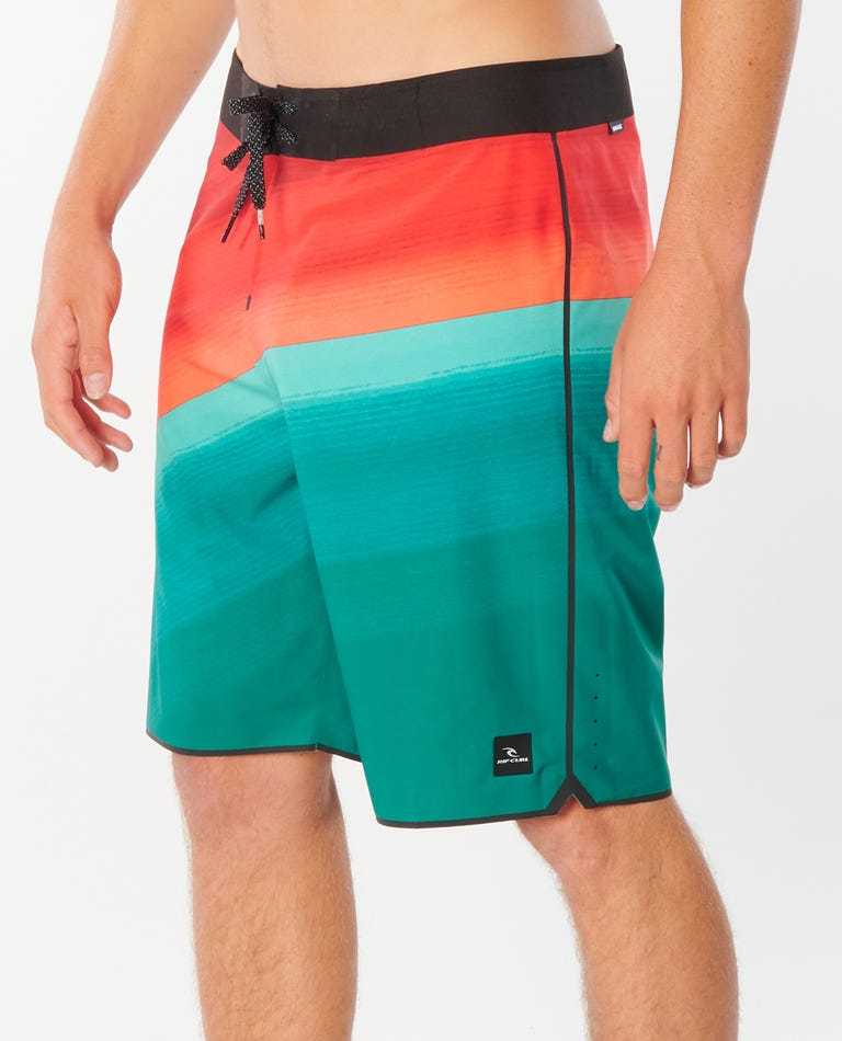 Mirage Zippers Ultimate 20 Boardshorts in Flame