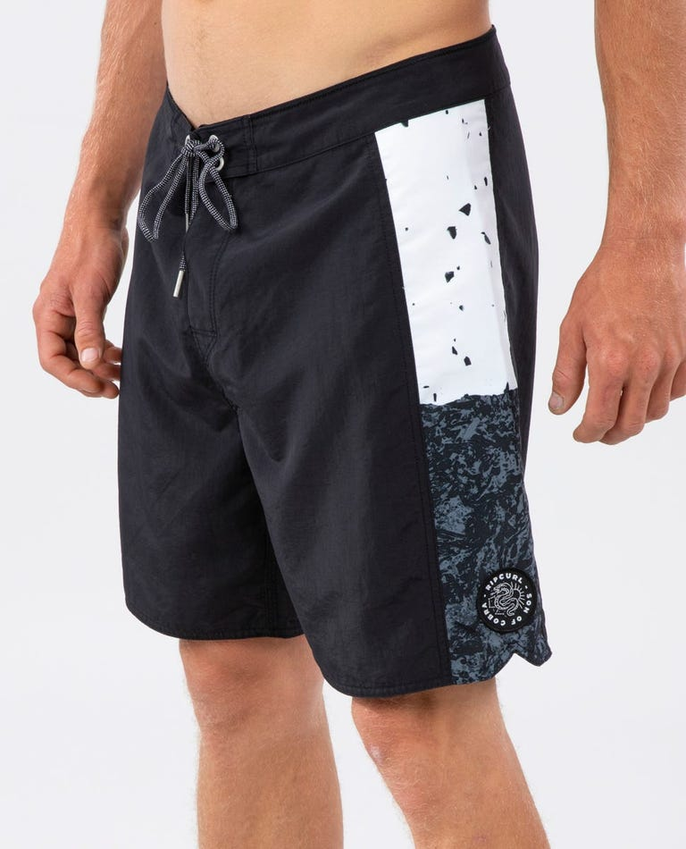 Son Of Cobra Boardshort in Black