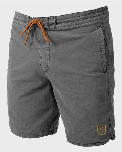 Apache Lay Day 19 Boardshorts in Black