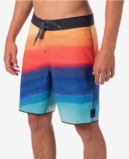 Mirage Madsteez Ultimate 19 Boardshorts in Red