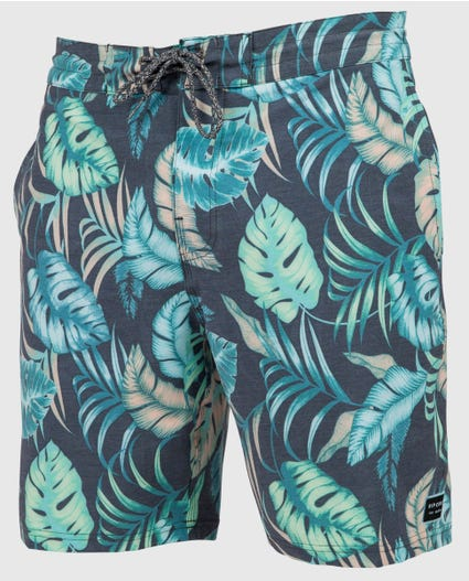 Tropicool Lay Day 19 Boardshorts in Navy