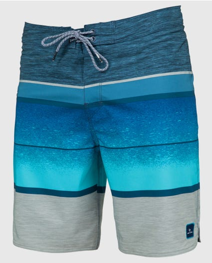 Mirage Clearwater 20 Boardshorts in Blue