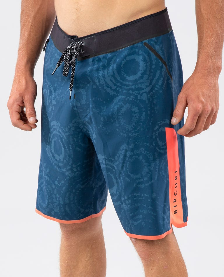 Mirage Gabe Line Up ULT Boardshorts in Mid Blue