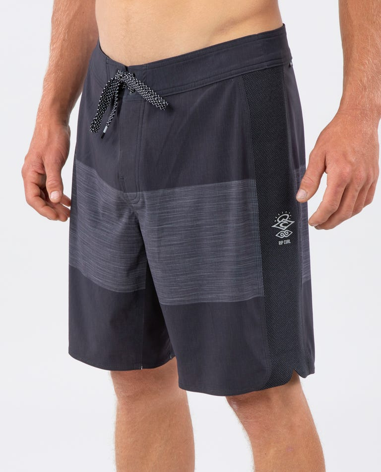 Mirage 3/2/One Ultimate Boardshorts in Charcoal