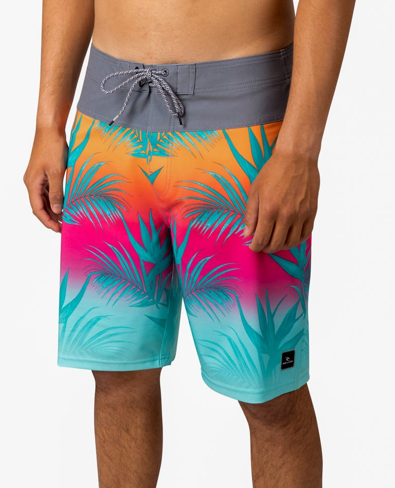 Mirage Crosswave Boarshorts in Red