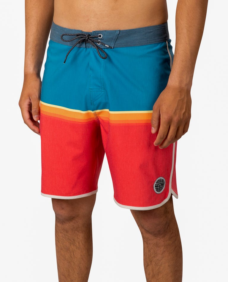 Mirage Highway 69 Boardshorts in Teal