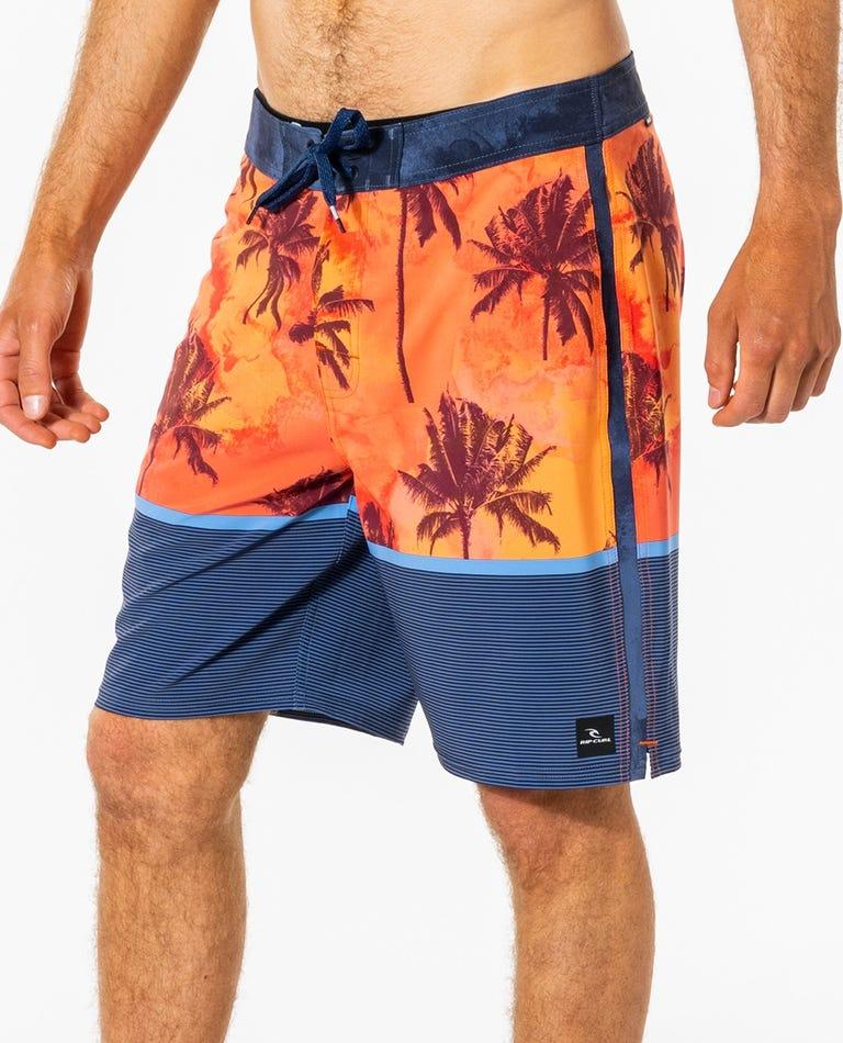 Mirage Mason Backyards 19 Boardshorts in Orange