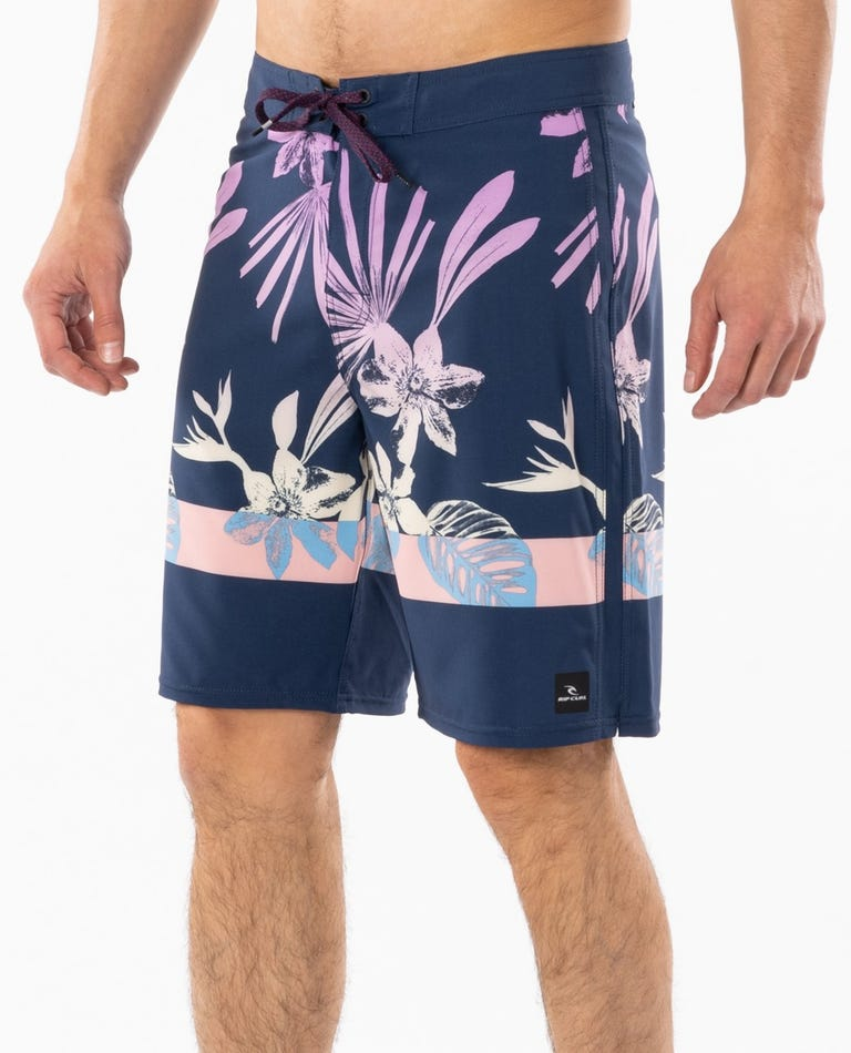 Mirage Fader Boardshorts in Navy