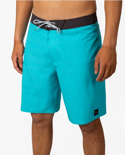 Mirage Core 20 Boardshorts in Turquoise