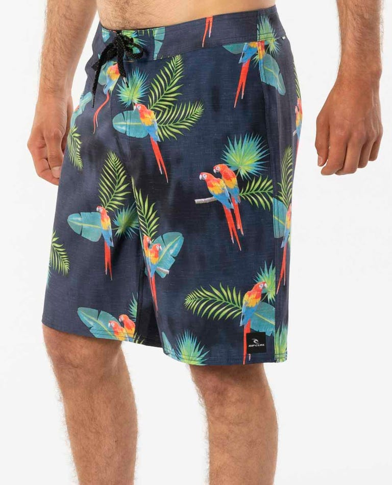 Subtropics Mirage Boardshort in Navy