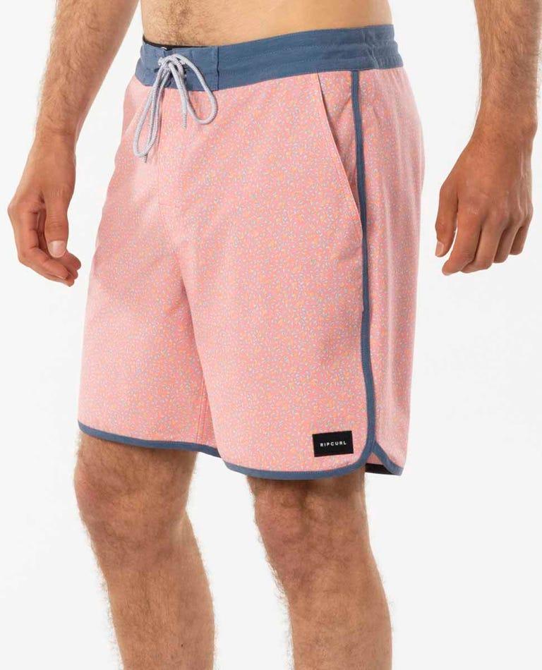 Basin Layday Boardshort in Dusty Pink