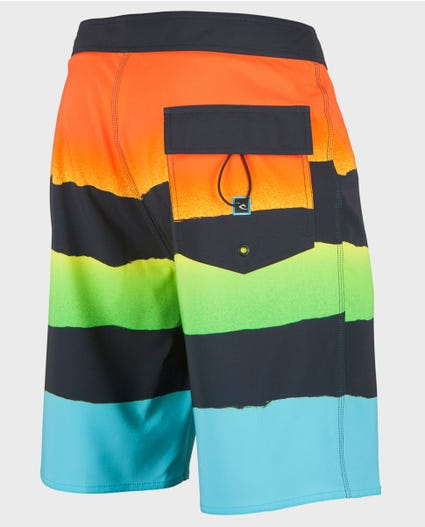 Mirage Blowout 20 Boardshorts in Aqua