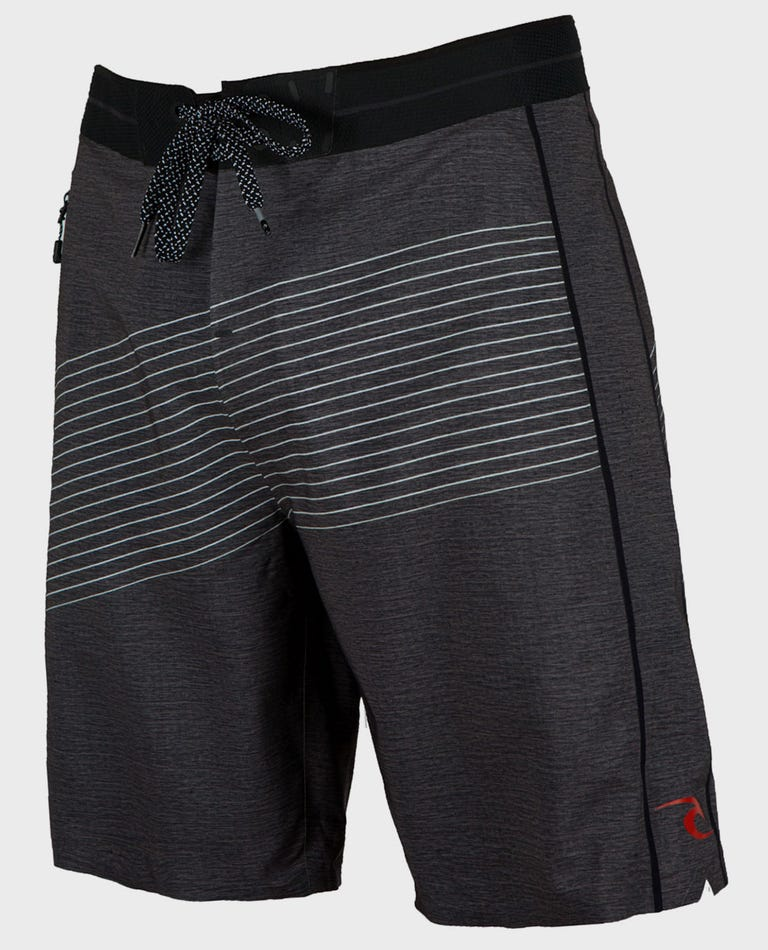 Mirage Fanning Invert Ultimate 20 Boardshorts in Black