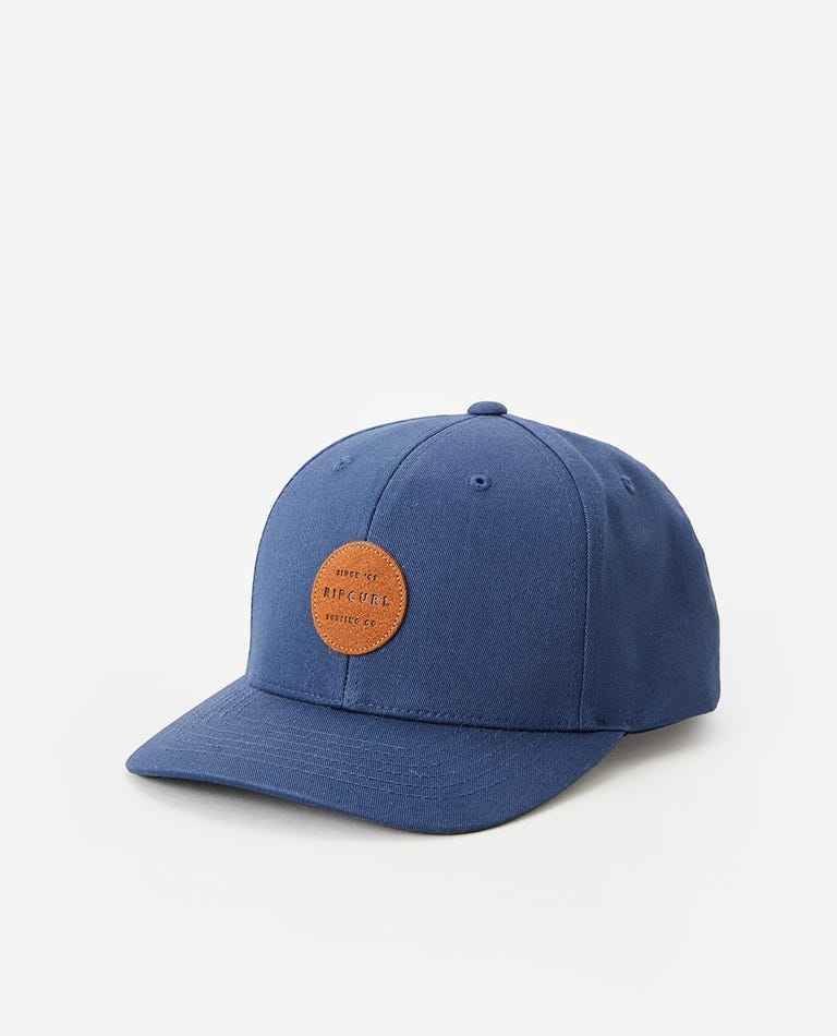 Trestles Snapback Hat in Navy