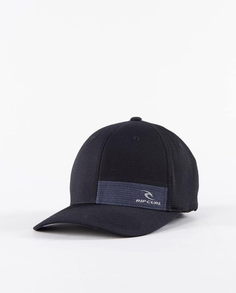 Reflected Flexfit Cap in Black