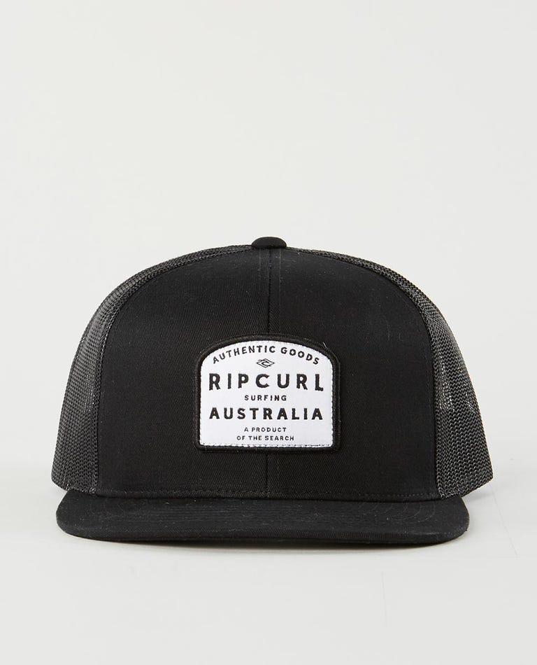 Aust Desto Trucker Cap in Black