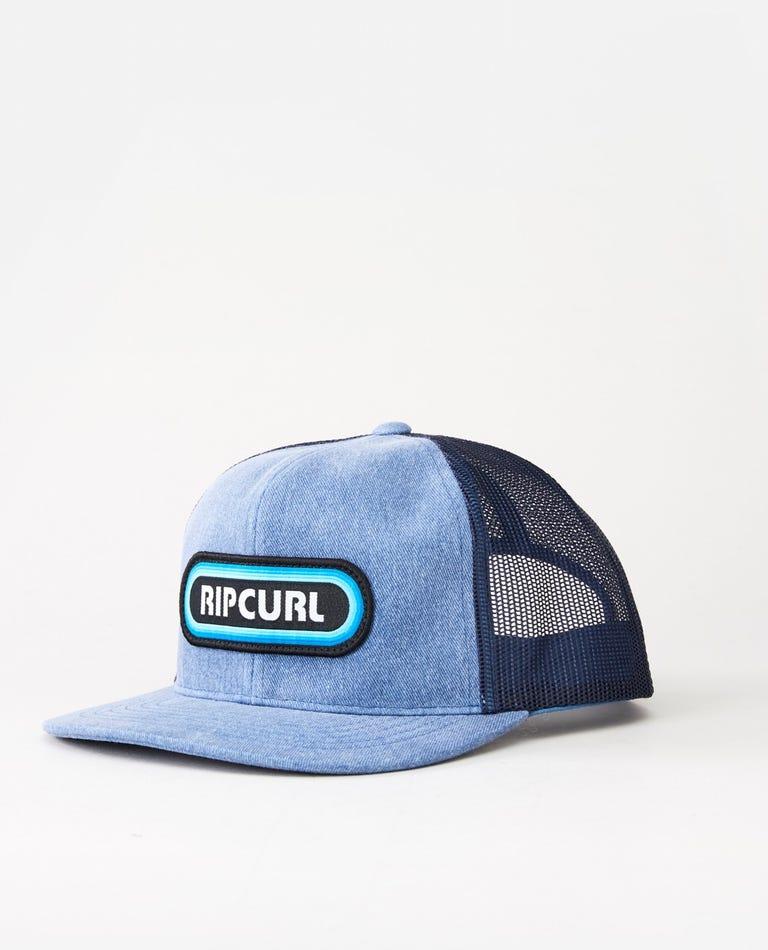 Surf Revival Trucker in Blue