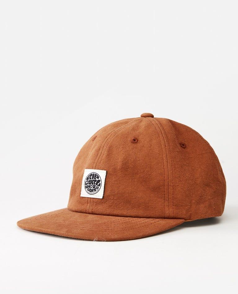 Wetty Adjust Cap in Tan