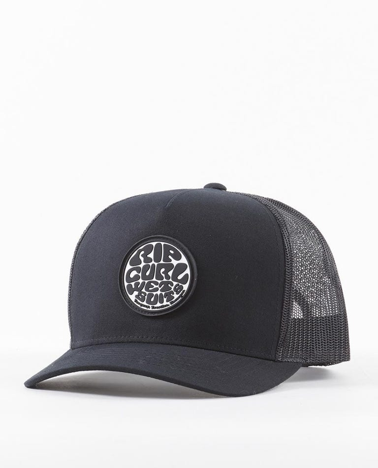 Original Wetty Trucker Cap in Black
