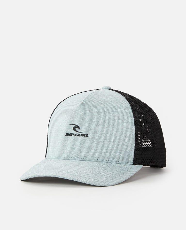 VaporCool Flexfit Trucker Hat in Grey