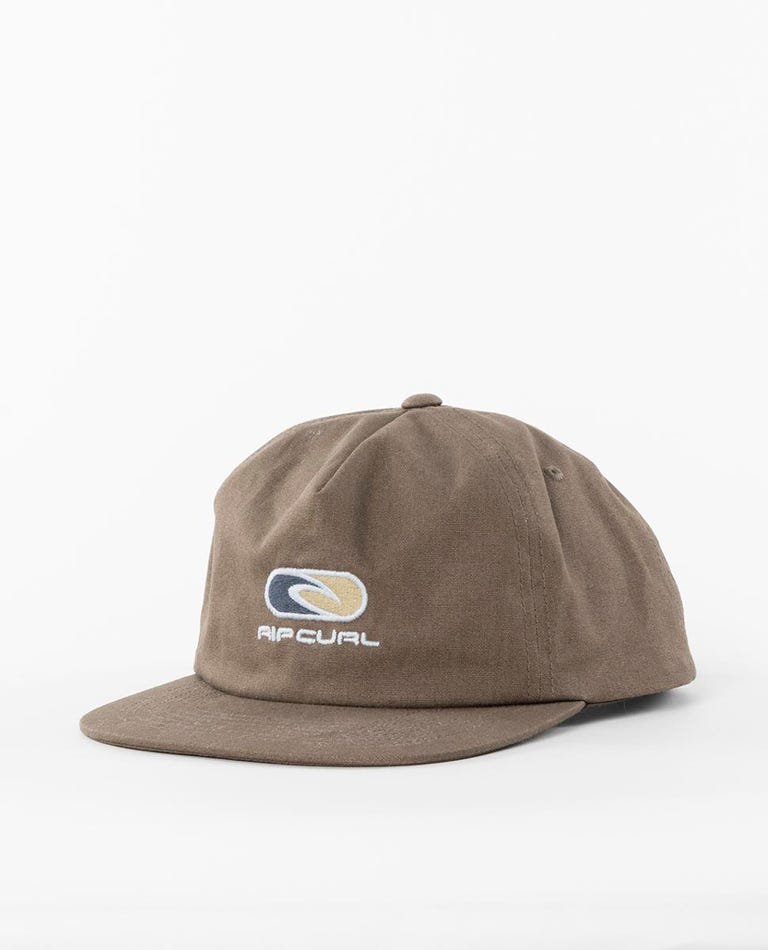 Re-Issue Snapback Cap in Brown