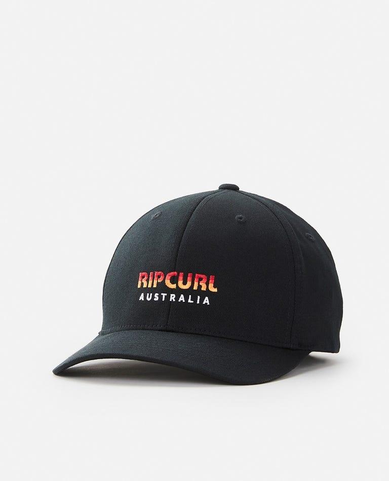 Heritage Desto Flexfit Cap in Black