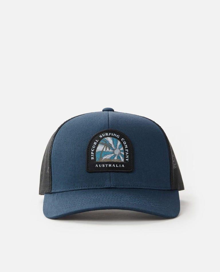 Aust Desto Trucker Cap in Navy