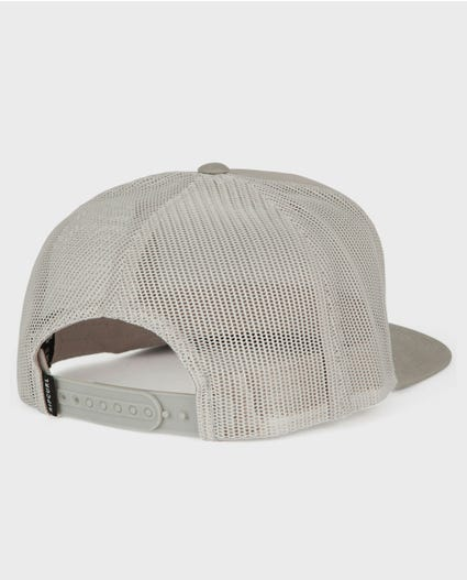 Panorama Trucker Hat in Grey