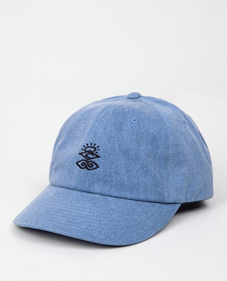 The Search Snapback in Blue