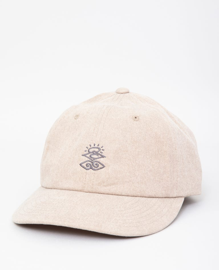 The Search Snapback in Khaki